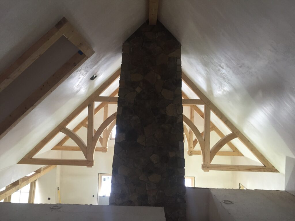Accent-Addition-for-Home-in-NY-702F-Hammerbeam-Truss