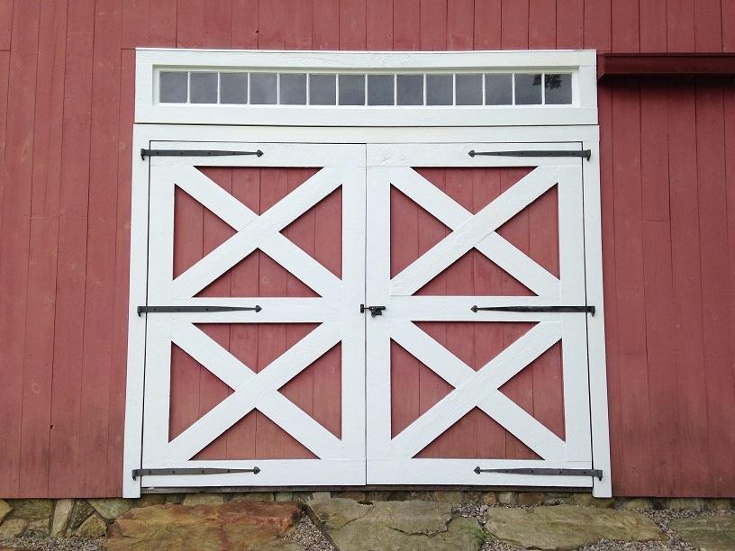 Doors-Crossbuck-Double-Swing-Barn-Doors-with-Transom