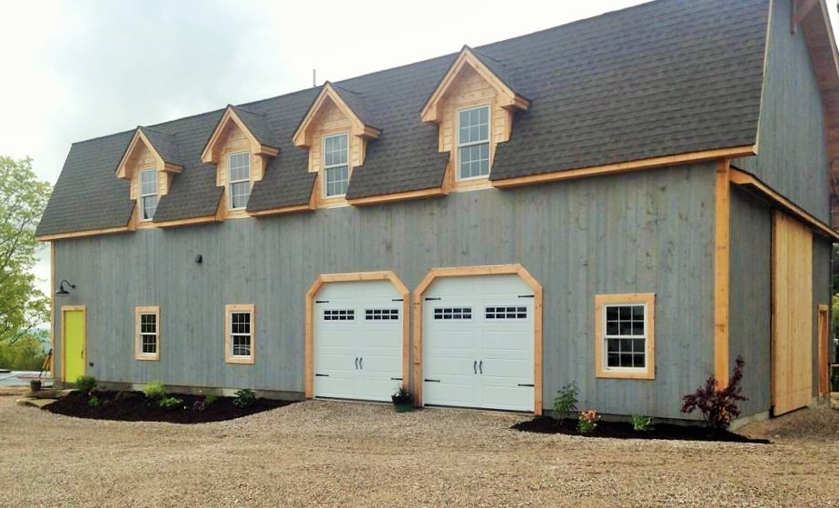 Gambrel-32×64-in-NH-204A-Home-Garage
