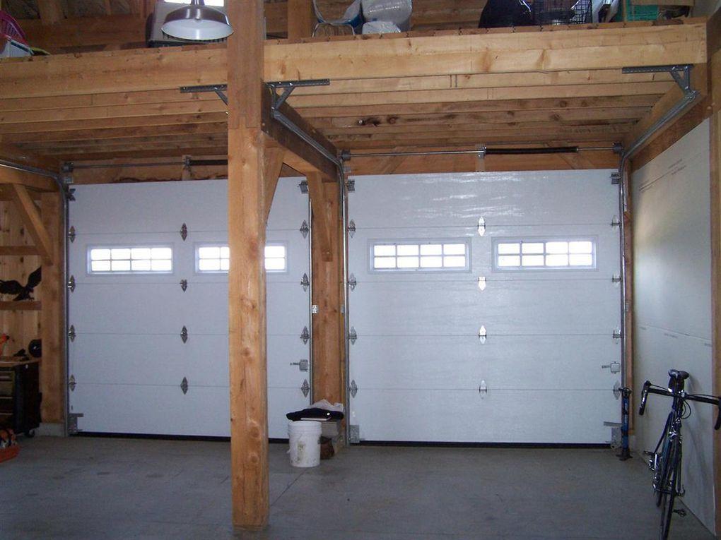 Gambrel-32×64-in-NH-204V-Garage-Interior