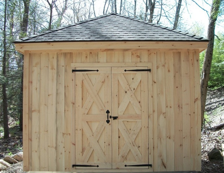 Shed-12×12-in-CT-600B